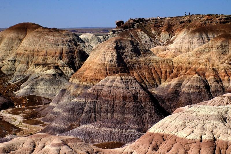 Chine : le site naturel le plus coloré du monde  Imgp9111
