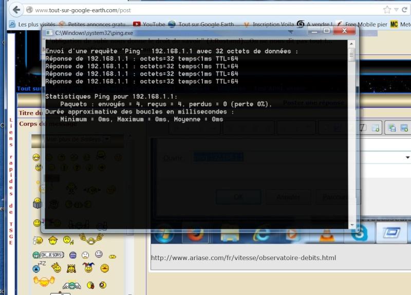 Test ADSL vitesse - Page 2 Ping310