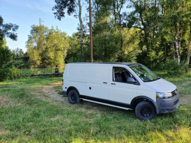 [VENDU] VW T5 Transporter L2H1 140cv 4Motion 239Mkm Toit relevable Blocage de diff prépa 4x4 Seikel 01_t510