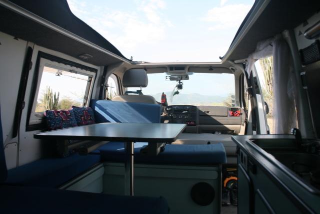 Van aménagé VW T5 L2H1 4MOTION 4x4 de 2011 Img_5310
