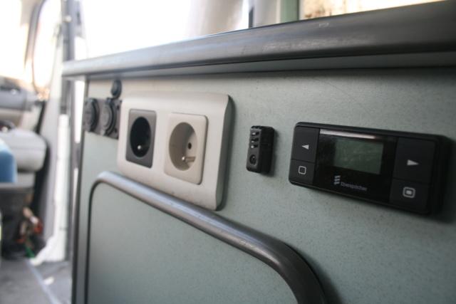 Van aménagé VW T5 L2H1 4MOTION 4x4 de 2011 Img_5413