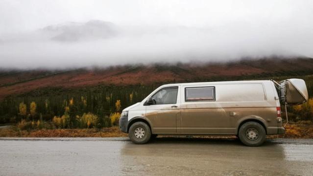 Van aménagé VW T5 L2H1 4MOTION 4x4 de 2011 Van210