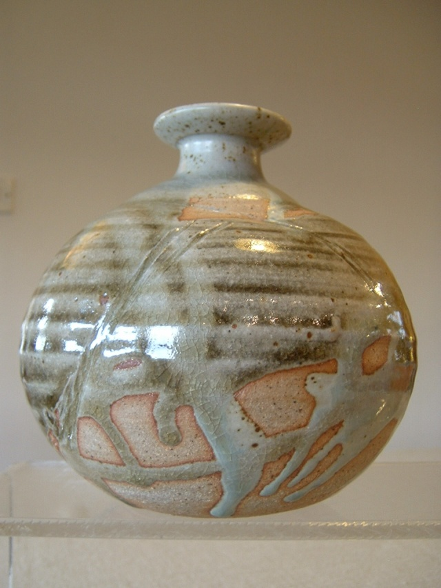 Bryan and Julie Newman, Aller Pottery (Somerset) Shep_b12