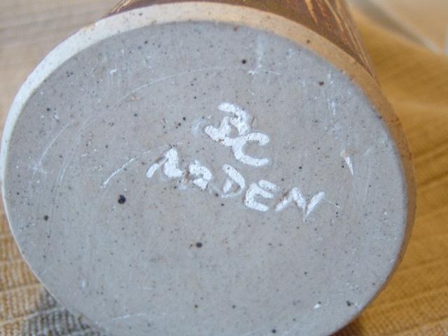 Barbara Cass, Arden Pottery Shepto42