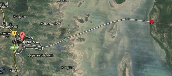[Inde] Lancement PSLV / IRNSS 1-B - 04.04.2014 //Assister au lancement! Sullur10