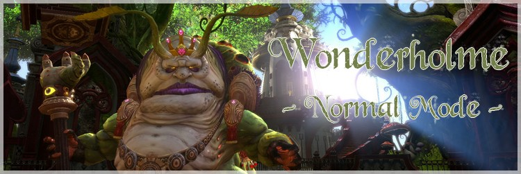 Wonderholme - Normal Mode (Niv. 60 - ilvl 155+)  [Work in progress] Whnmin10