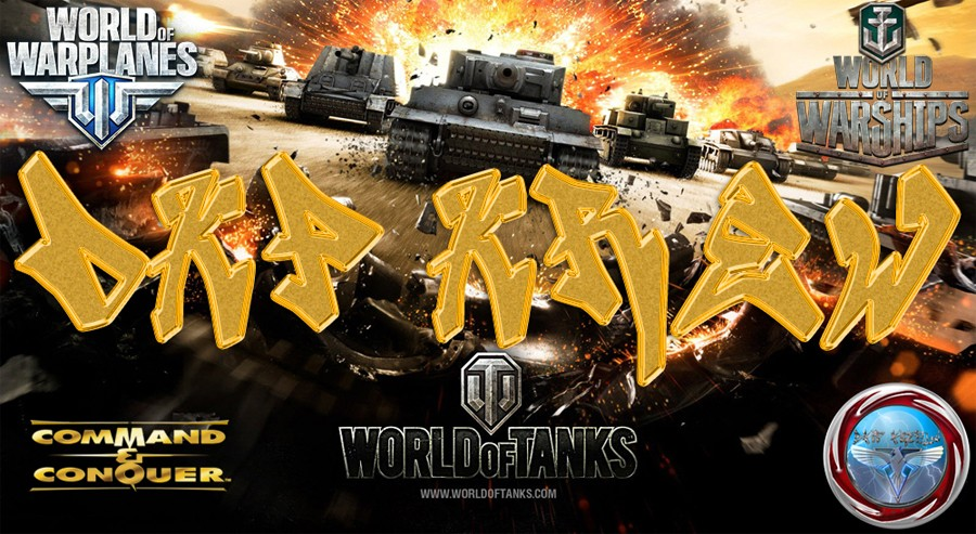 COMMAND and CONQUER & WORLD OF TANKS