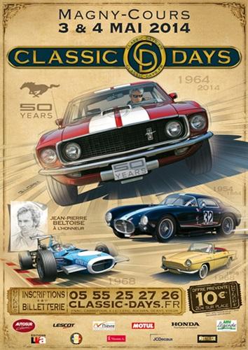 Les Classic Days 03 et 04 mai Classi10