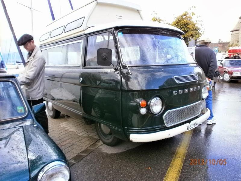 Recherche camionnette Commer Pa050510