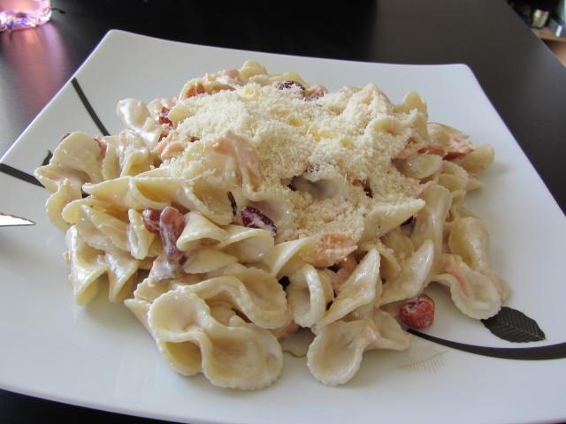 Défi culinaire de mai - Pasta et risotto ! Ma che ! - BRAVO HONEY Img_0010