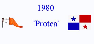 Africa - Lloyd Triestino S.p.a. di Navigazione Protea10