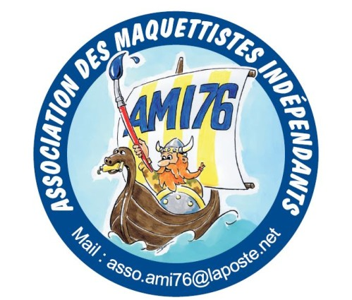 ASSOCIATION NORMANDE = A M I 76 Logo-a10