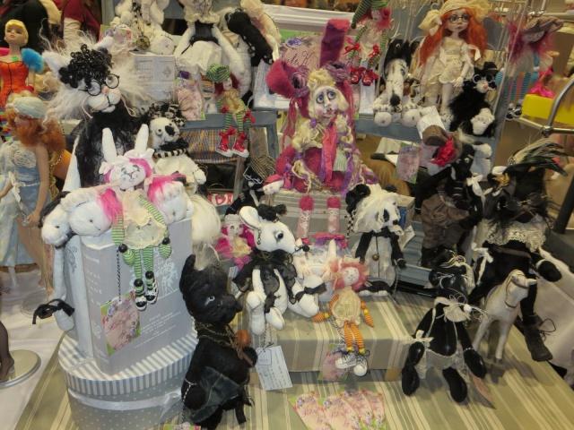 POUPEE - Salon de la poupée et du reborn MARS 2014 Img_0749