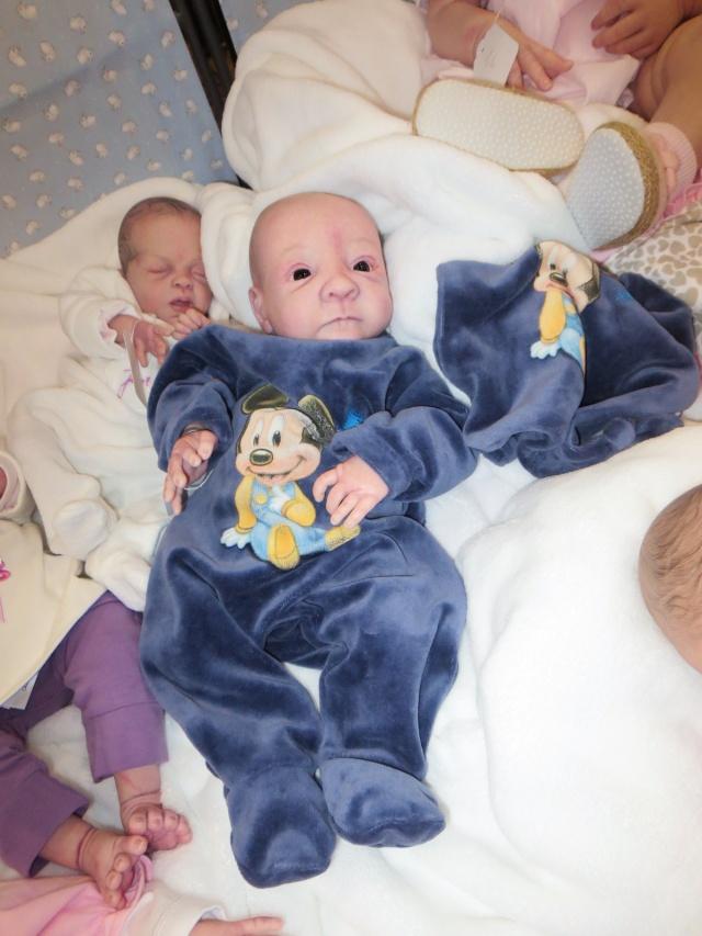POUPEE - Salon de la poupée et du reborn MARS 2014 Img_0769