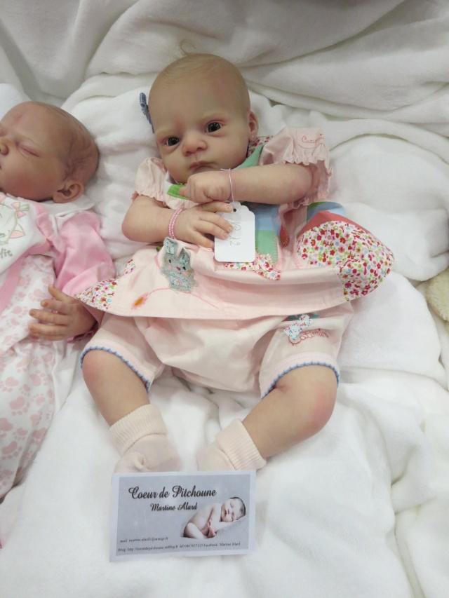 POUPEE - Salon de la poupée et du reborn MARS 2014 Img_0773