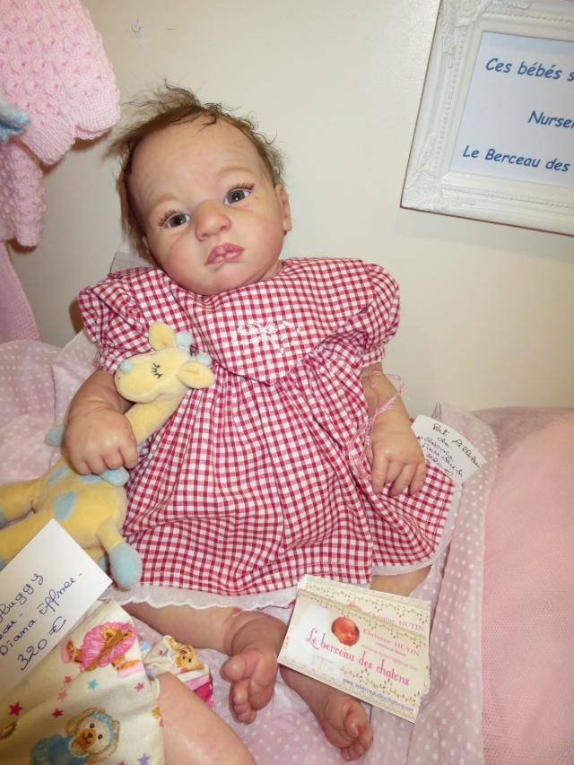 POUPEE - Salon de la poupée et du reborn MARS 2014 Img_0776