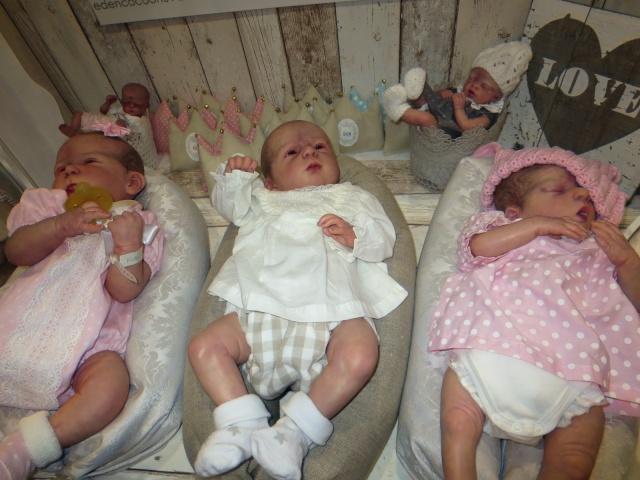 POUPEE - Salon de la poupée et du reborn MARS 2014 Img_0781