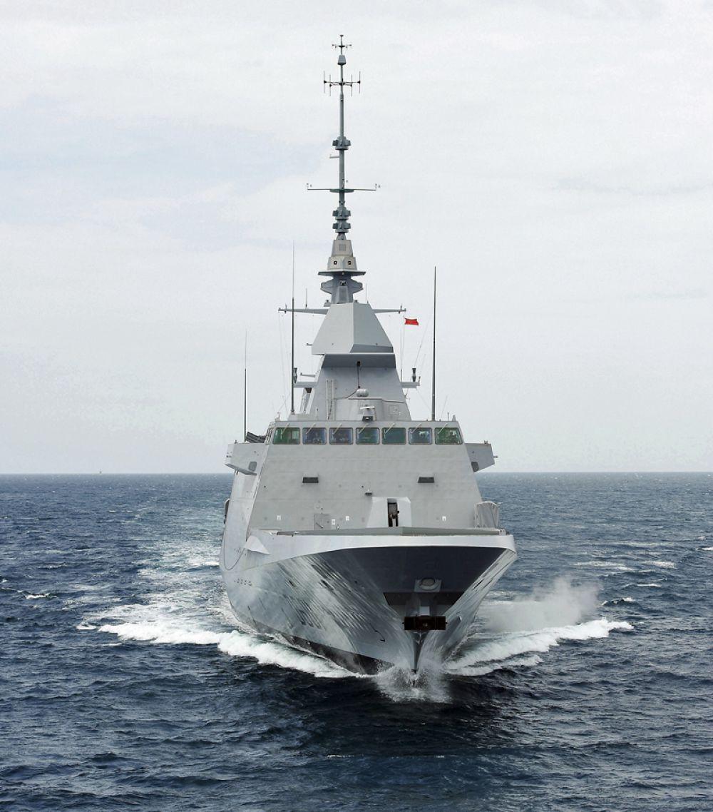 FREMM Marocaine / Royal Moroccan Navy FREMM Frigate - Page 40 20130710