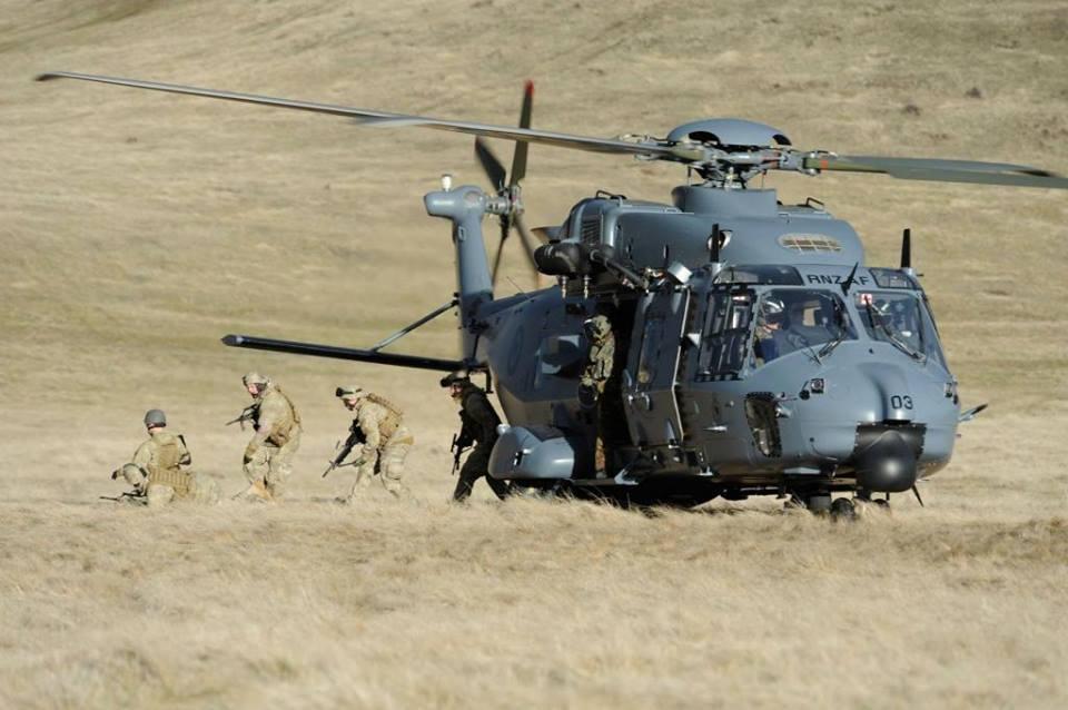 Armée Neo-Zélandaise / New Zealand Defence Force (NZDF) - Page 4 Troops10