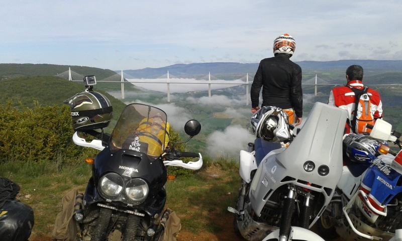 L'Ultimate Offroad Ride 2014 MILLAU-ROSAS(Esp)-COLLIOURE - Page 10 20140518