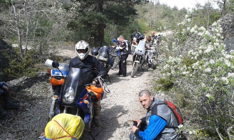 L'Ultimate Offroad Ride 2014 MILLAU-ROSAS(Esp)-COLLIOURE - Page 10 20140524
