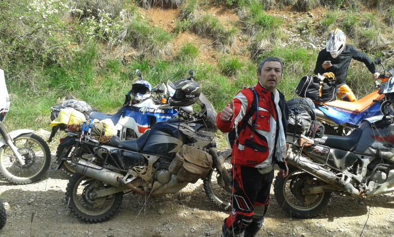 L'Ultimate Offroad Ride 2014 MILLAU-ROSAS(Esp)-COLLIOURE - Page 10 20140525