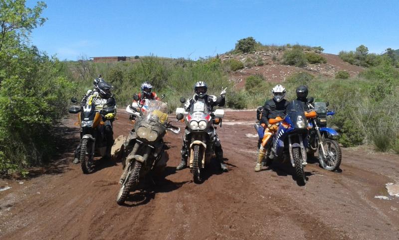 L'Ultimate Offroad Ride 2014 MILLAU-ROSAS(Esp)-COLLIOURE - Page 10 20140526