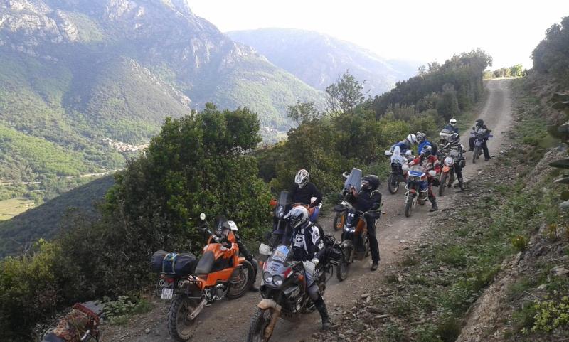 L'Ultimate Offroad Ride 2014 MILLAU-ROSAS(Esp)-COLLIOURE - Page 10 20140531