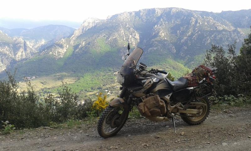 L'Ultimate Offroad Ride 2014 MILLAU-ROSAS(Esp)-COLLIOURE - Page 10 20140532