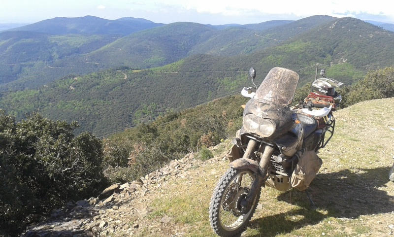 L'Ultimate Offroad Ride 2014 MILLAU-ROSAS(Esp)-COLLIOURE - Page 10 20140533