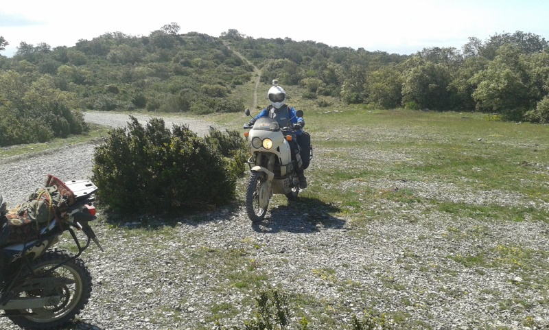 L'Ultimate Offroad Ride 2014 MILLAU-ROSAS(Esp)-COLLIOURE - Page 10 20140538