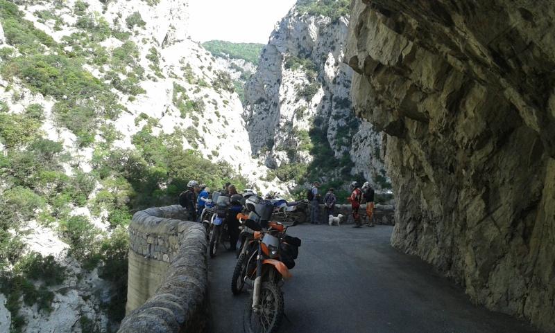 L'Ultimate Offroad Ride 2014 MILLAU-ROSAS(Esp)-COLLIOURE - Page 10 20140553