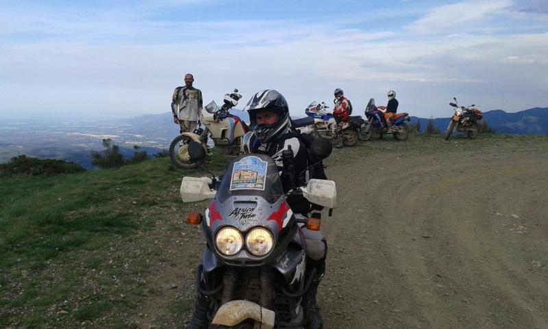 L'Ultimate Offroad Ride 2014 MILLAU-ROSAS(Esp)-COLLIOURE - Page 10 20140557