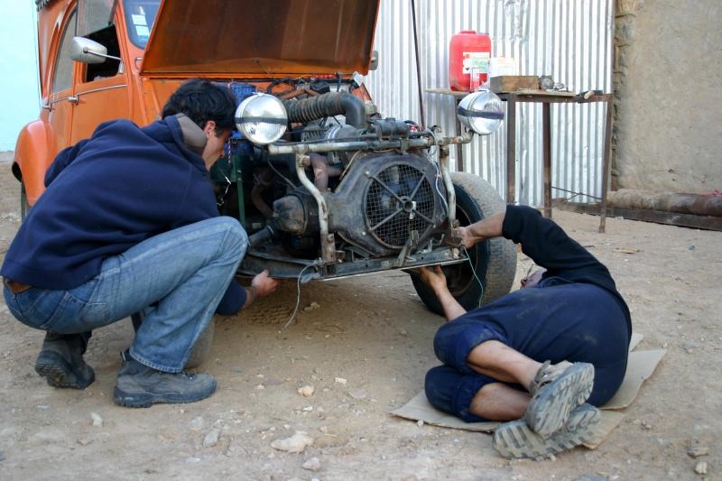 2006 Mauritanie en 4x4 bimoteur 2cv_bi11