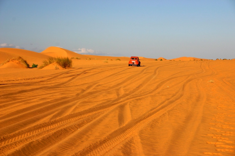 2006 Mauritanie en 4x4 bimoteur 2cv_bi13