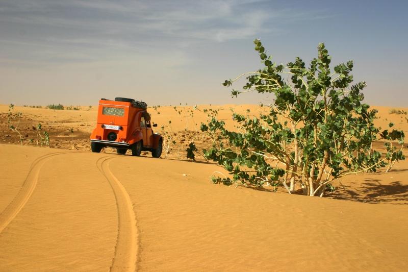 2006 Mauritanie en 4x4 bimoteur 2cv_bi22
