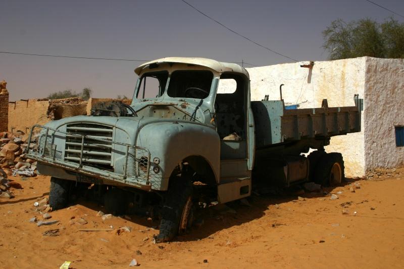 2006 Mauritanie en 4x4 bimoteur 2cv_bi35