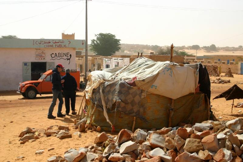 2006 Mauritanie en 4x4 bimoteur 2cv_bi36