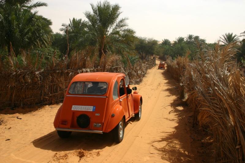 2006 Mauritanie en 4x4 bimoteur 2cv_bi41