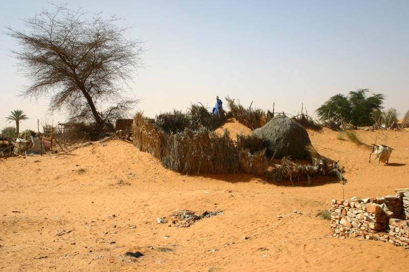 2006 Mauritanie en 4x4 bimoteur 2cv_bi45