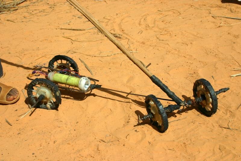 2006 Mauritanie en 4x4 bimoteur 2cv_bi48
