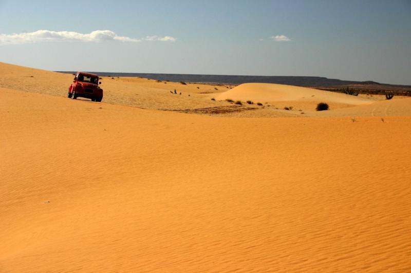2006 Mauritanie en 4x4 bimoteur 2cv_bi63