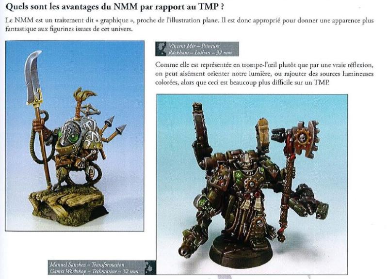 Le grand livre de la peinture sur figurine Nmm10