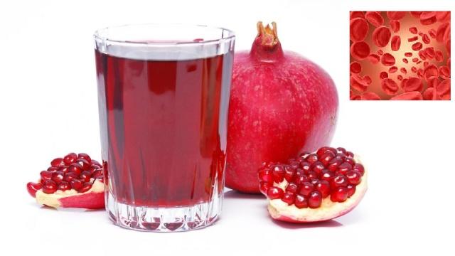 Хранене за здраве Pomegr10
