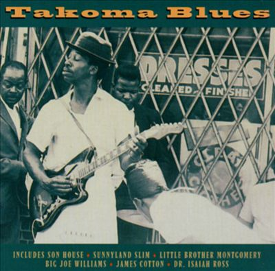 Various Artist - Takoma Blues (1980/98) Mi000210