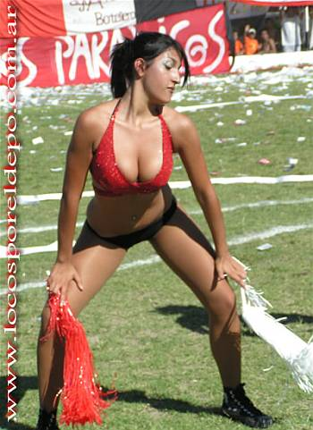 Supportrices / Girls - Page 6 Bote210