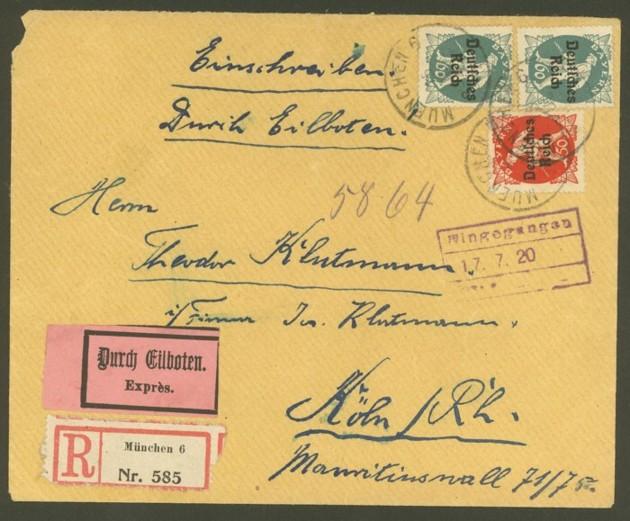 Reizvolle Briefe des Deutschen Reichs 120x2_10