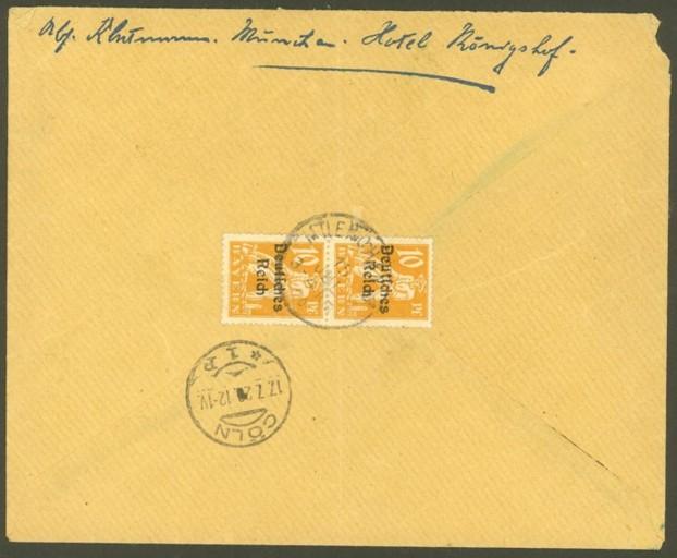 Reizvolle Briefe des Deutschen Reichs 120x2_11