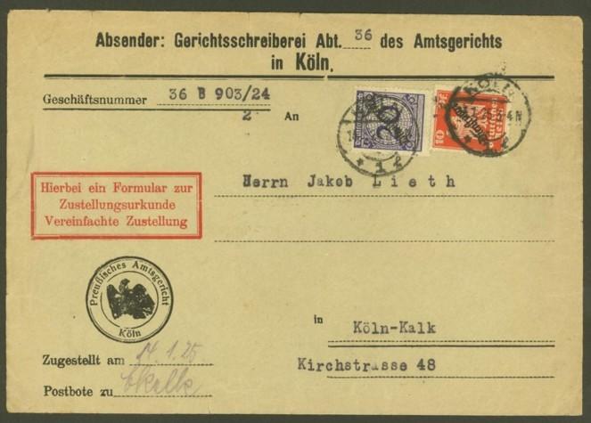 Reizvolle Briefe des Deutschen Reichs 341_di10