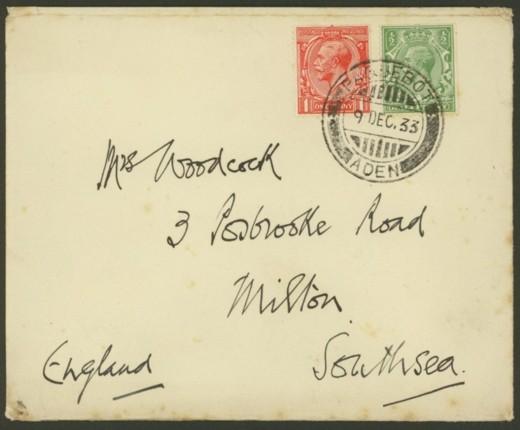 Großbritannien   -   Briefe Gb_410
